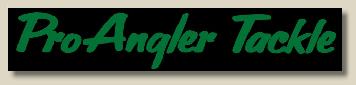 Pro Angler Rods and Tackle in our Store!
